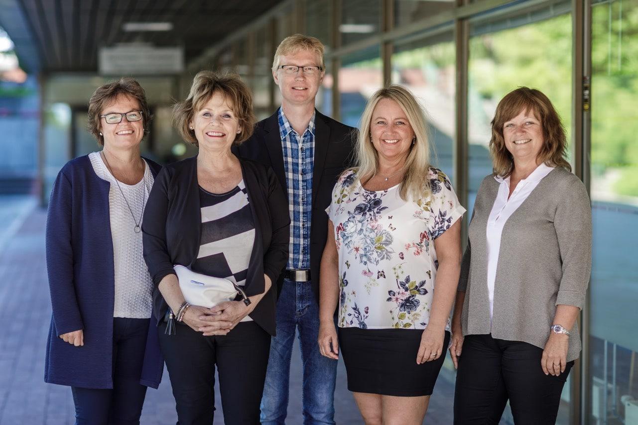 Foto - SKP ansatte